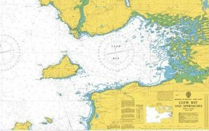 Clew bay chart