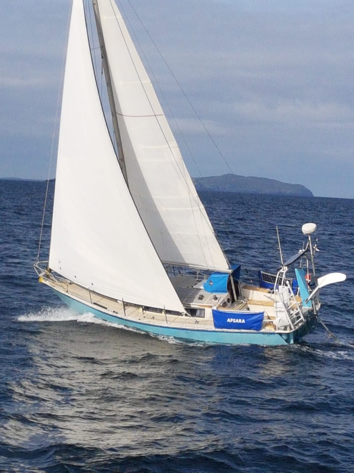 Sailingin Clew Bay