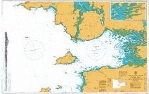 carte de Clew Bay